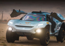 Електрокар e-Cupra ABT XE1 проходить фінальні випробування перед гонками