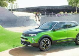 Opel розпродав всі свої електрокари Mokka-e на рік вперед