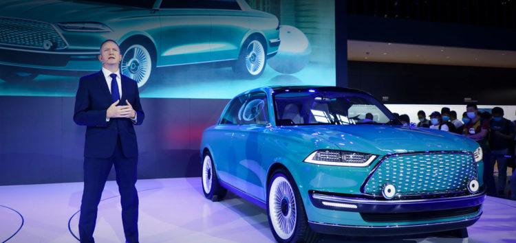 Great Wall Motors заявив про новий електромобільний бренд