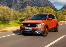 Volkswagen починає продаж двох новинок в Україні