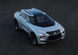 Mitsubishi випустить серійну версію e-Evolution вже в наступному році