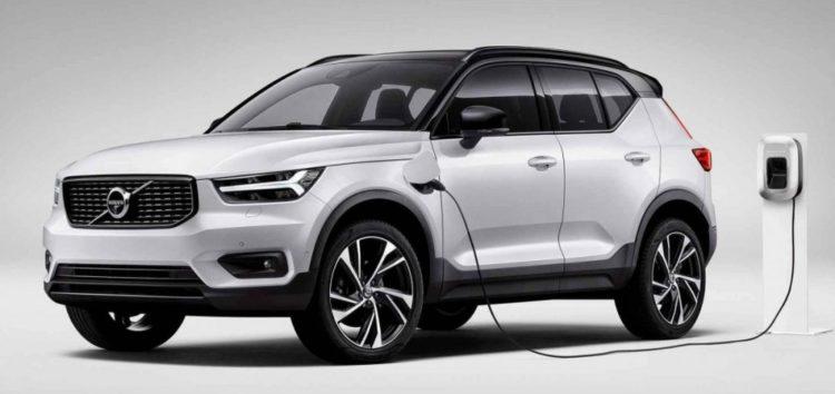 Розкрили подробиці нового електромобіля Volvo