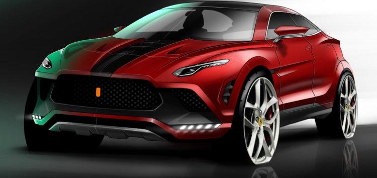 Ferrari випустить три кросовери