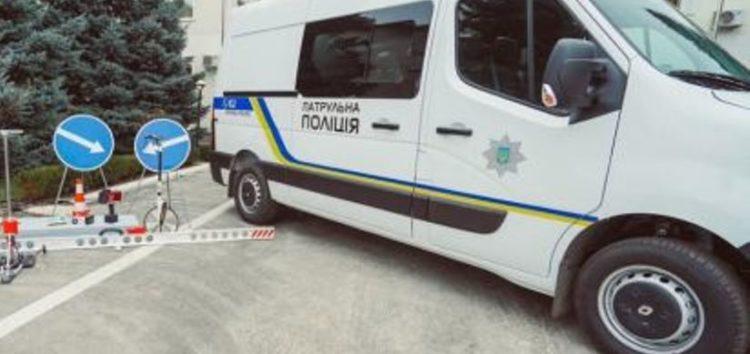 Поліція закупила лабораторії для перевірки доріг