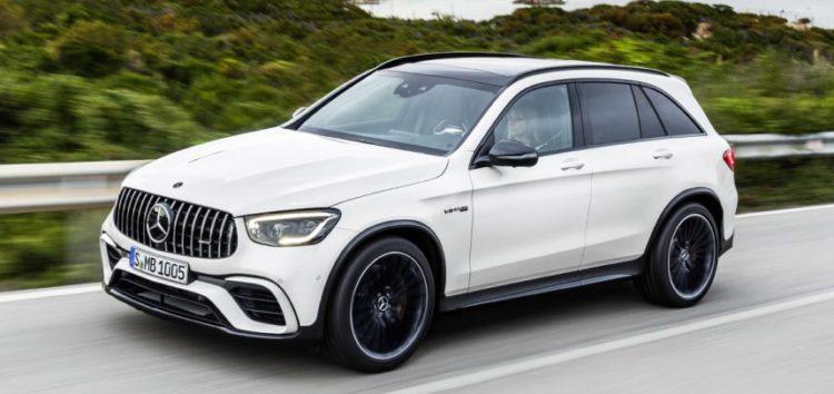 Новий кросовер Mercedes-AMG