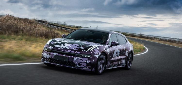 Lynk & Co тестує свій новий електрокар Zero EV