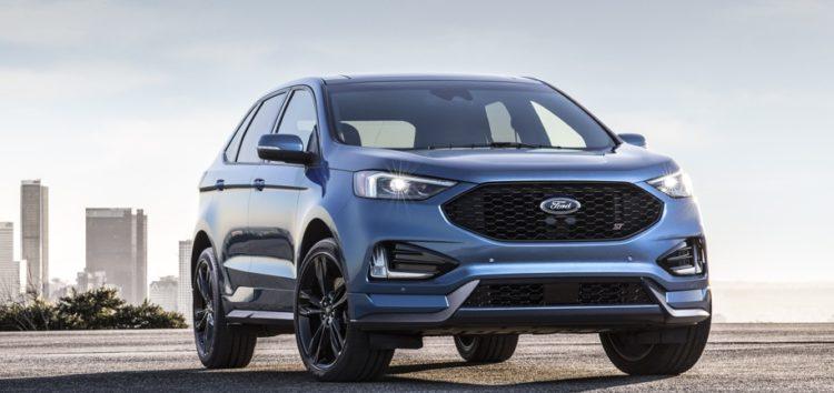 Ford представив оновлений кросовер Edge