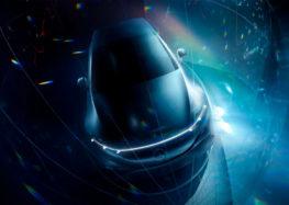 Mercedes розкрив подробиці нового електрокара EQS