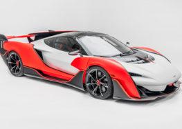McLaren представив новий суперкар Sabre