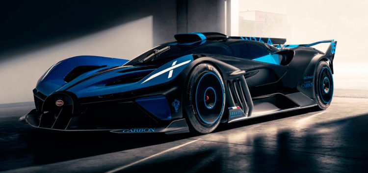Компанія Bugatti розповіла про свою інноваційну технологію