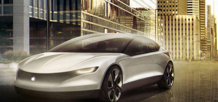 Електрокар Apple Car випустять вже у наступному році