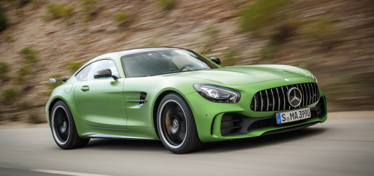 Mercedes-Benz припиняє виробництво культового спорткара