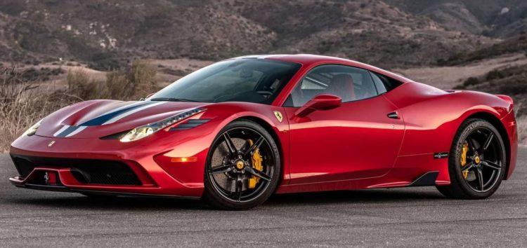 Ferrari представила перший у світі броньований суперкар