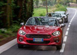 Fiat знімає з виробництва родстер 124 Spider і модель 500L