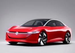 Volkswagen покаже новий електромобіль ID.6. у 2023 році