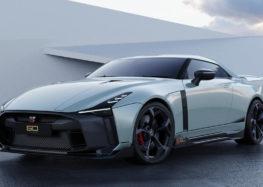 Nissan завершує тести GT-R50