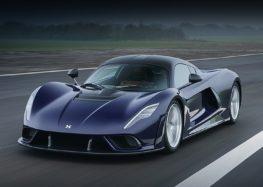Представлений Hennessey Venom F5 претендує на місце найшвидшого авто у світі