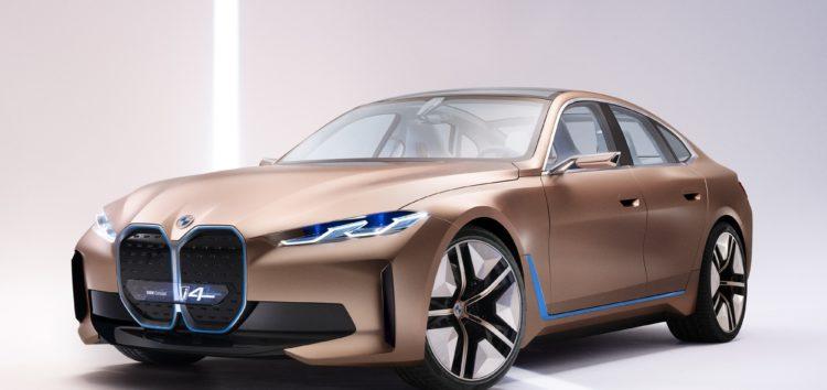 BMW оснастять кожен п'ятий автомобіль електромотором
