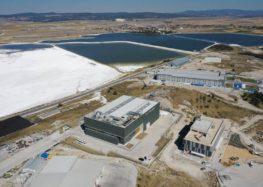 У Туреччині відкривається підприємство з виробництва літію