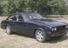 Bristol Blenheim 3: британський маслкар