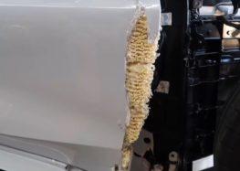 Corvette C8 виправили за допомогою локшини (відео)