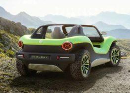 Volkswagen відкладає електричний позашляховик