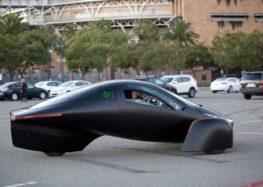 Aptera предложит электромобиль без необходимости подзарядки