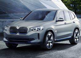 На відео показали як збирають BMW iX3 в Китаї (відео)