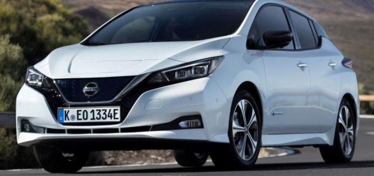 Nissan Leaf – в Україні офіційно