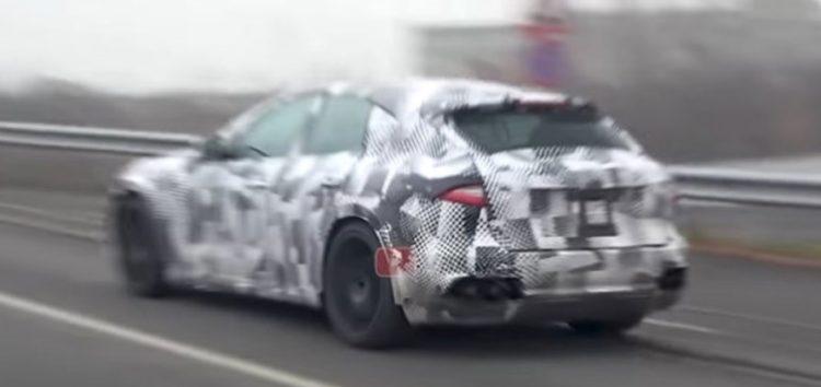 Перший кросовер Ferrari піймали на відео
