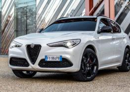 Презентували новий спортивний кросовер Alfa Romeo