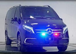 Канадці представили броньований Mercedes-Benz V-Class