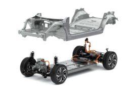 Hyundai показал электромобильную платформу