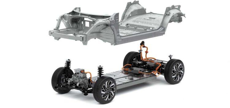 Hyundai показав електромобільну платформу