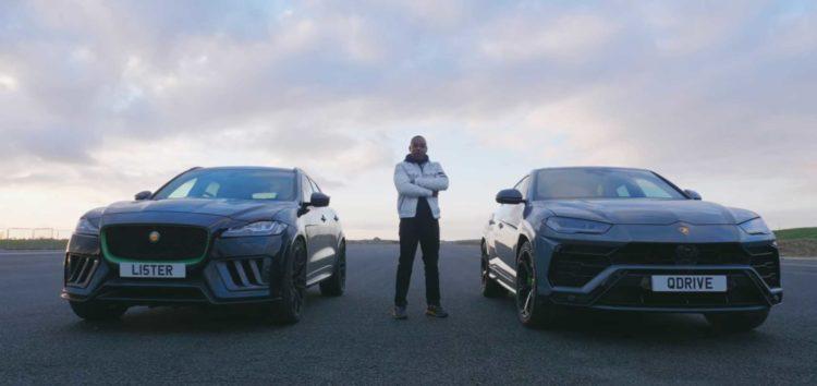 Lamborghini Urus проти Lister Stealth: заїзд на чверть милі (відео)