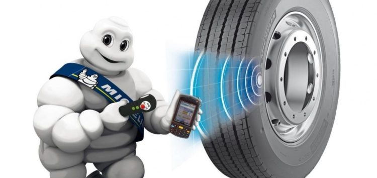 Michelin запровадить RFID-мітки в усі свої шини