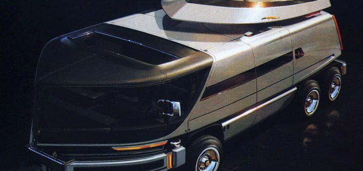 Playboy Land Yacht Concept – автомобіль-яхта для плейбоїв