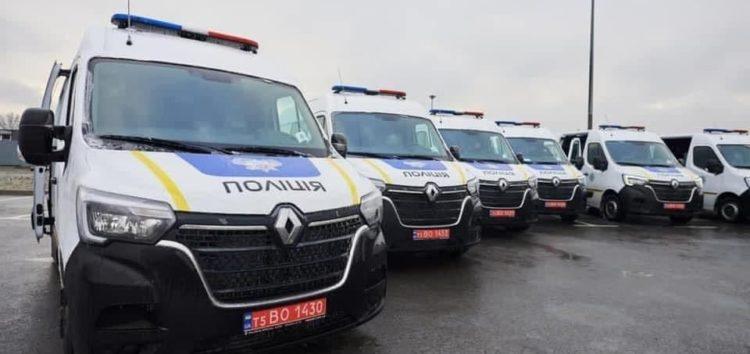 Поліція отримала машини для «мобільного техогляду»