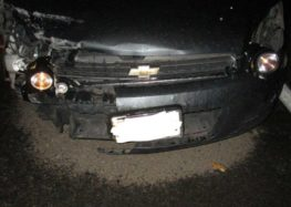 У США водій замінив фари ліхтарями