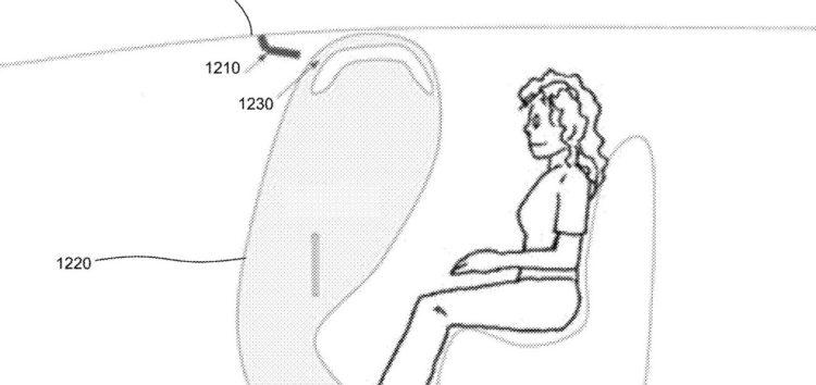 Waymo патентує нову подушку безпеки