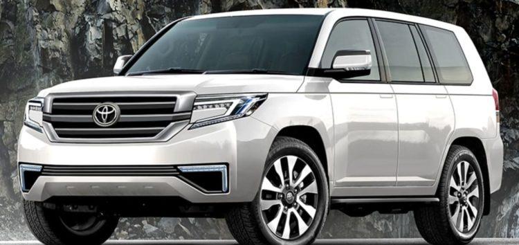 Toyota Land Cruiser 300 з'явиться на ринку вже наступної весни