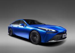 Toyota оголосила ціну свого водневого автомобіля