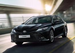 Toyota вважає електроекспансію передчасною