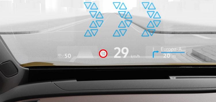 Всі нові моделі Volkswagen отримають VR-дисплей