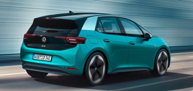 Volkswagen продаватиме в Україні електрокари