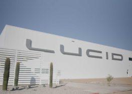Lucid завершив виробництво автозаводу