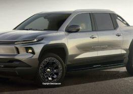 GM презентує новий електричний пікап Chevrolet