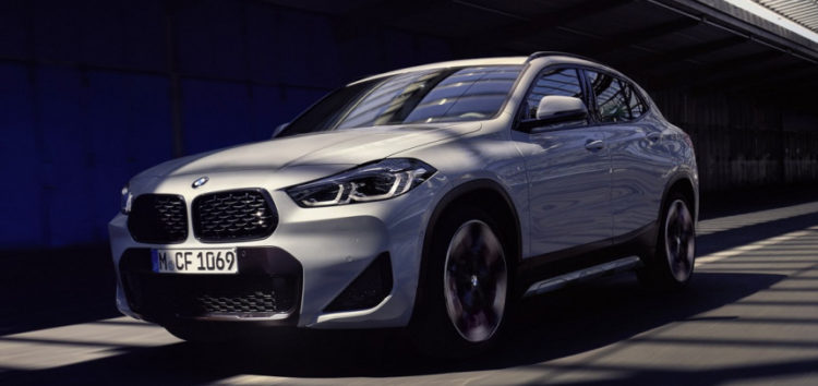 BMW X2 представлений у версії M Mesh Edition