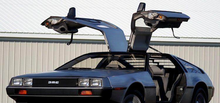 DeLorean DMC-12 з фільму «Назад в майбутнє» зроблять електрокаром