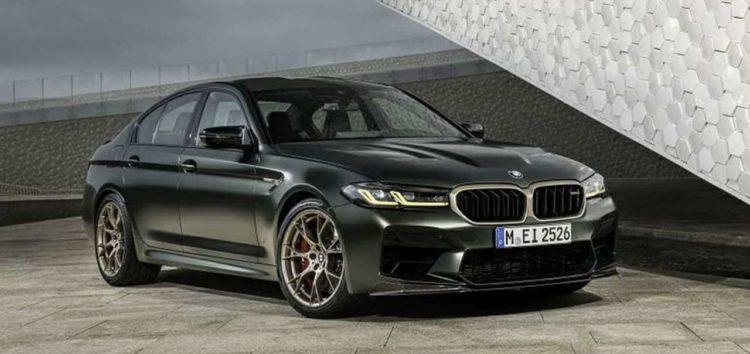 Розкрили подробиці найпотужнішого і найшвидшого BMW